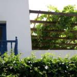 Mammis Apartments - Βalcony